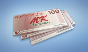 MK Gift Voucher